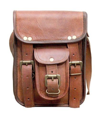 "LH36. Skórzana raportówka HUNTER 2 LESACK™ torba na ramię męska. Rozmiar 11"""