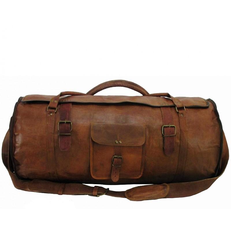 c76cf5148767d PH1a Skórzana torba podróżna plecak VINTAGE TRAVELER MAX™ Rozmiary 24