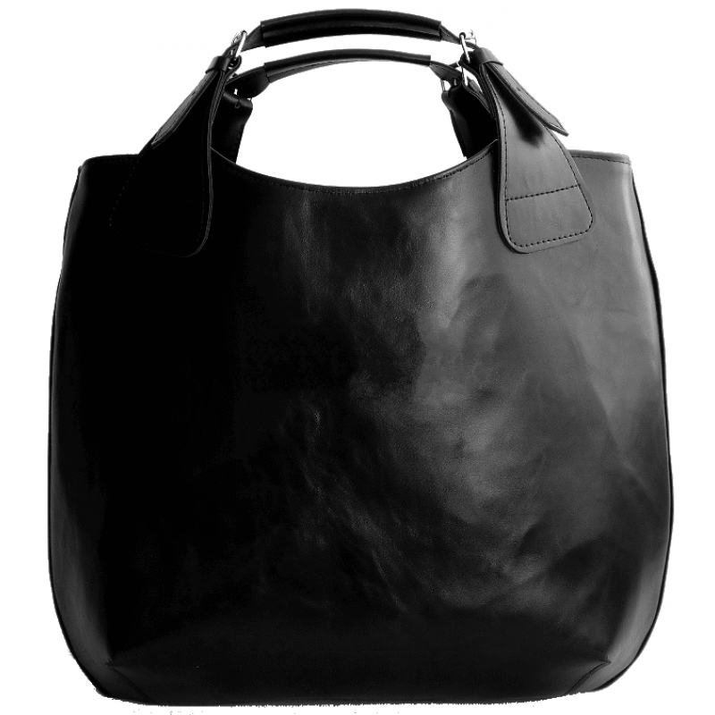 bdc1a2d1456a0 ☆ SHOPER™ Skórzana torebka damska na ramię. Skóra naturalna vintage A4