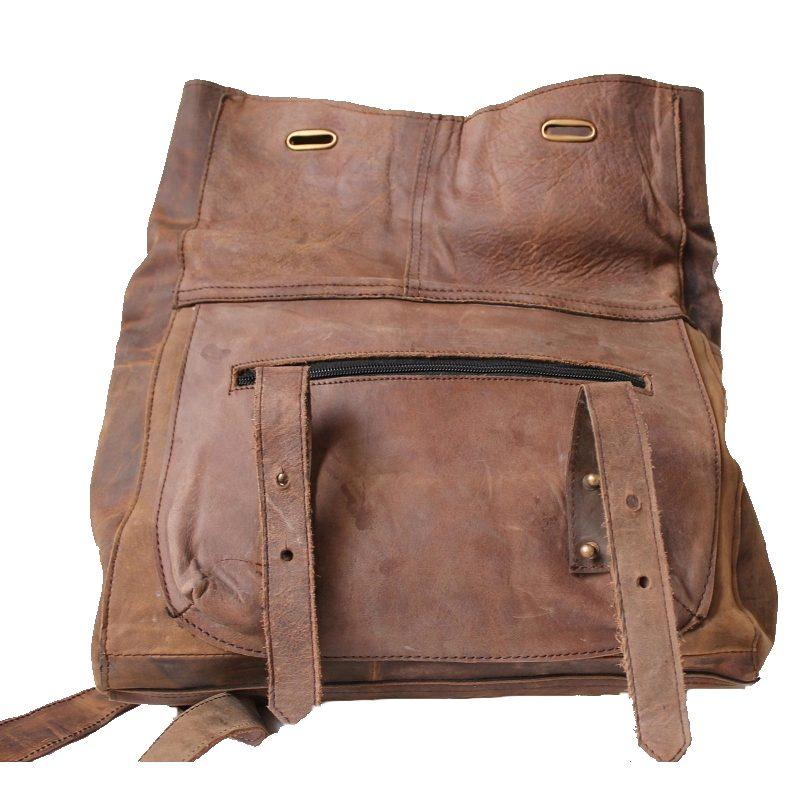 672fc91865130 Skórzana torba damska na ramię GRACE VINTAGE™ Rozmiar 12
