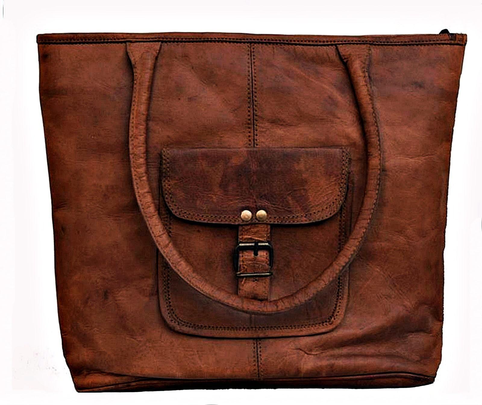 3f24c9af24191 ☆ TD08 Skórzana torebka damska na ramię shopperka. Skóra naturalna ...