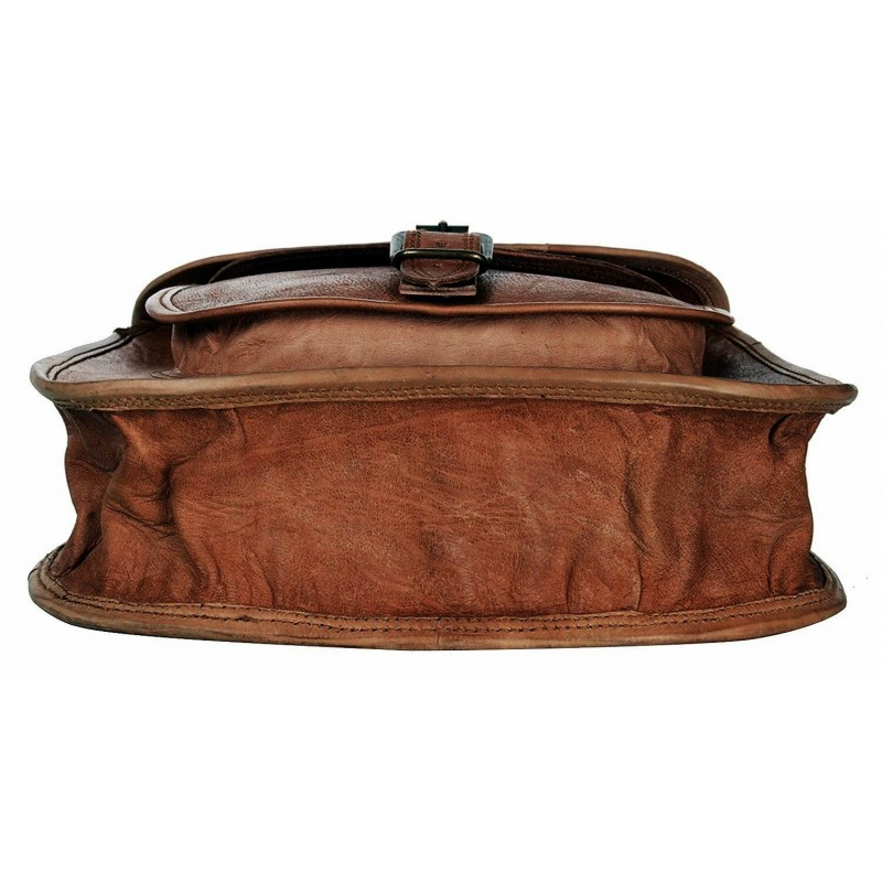 b4571b2b4f5abc Skórzana torebka damska na ramię MARCA 6 VINTAGE™ Rozmiar 9