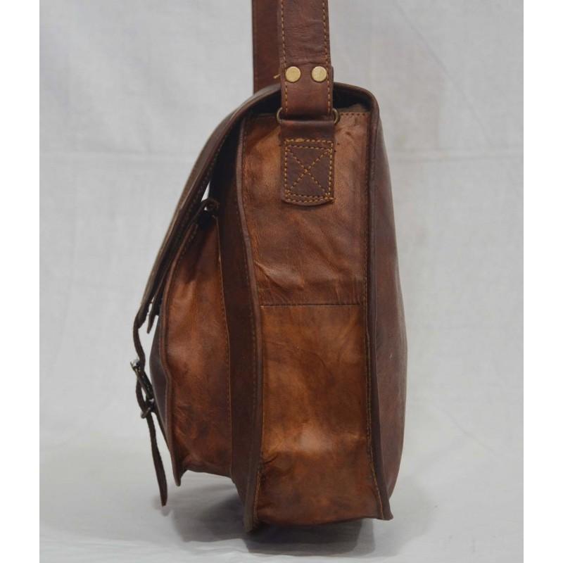 8312bc7a1dba2 ☆ TD8 Skórzana torebka damska na ramię. Skóra naturalna vintage