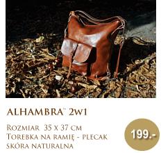 Skórzana-torba-na-ramię-plecak-damski